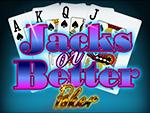 Play Jacks Or Better Video Poker now!