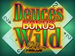 Play Bonus Deuces Wild Video Poker now!