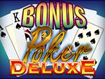 Play Bonus Poker Deluxe Video Poker now!