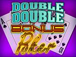 Play Double Double Bonus Video Poker now!