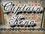 Play Captain Keno now!