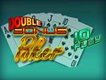 Play Double Bonus Poker 10 Play Video Poker now!