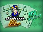 Play Joker Poker 10 Play Video Poker now!