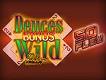 Play Bonus Deuces Wild 50 Play Video Poker now!