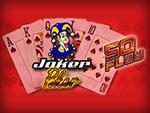Play Joker Poker 50 Play Video Poker now!
