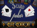 Play Three Card Poker Elite Edition now!