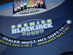 Premier Multi-Hand Euro Bonus Blackjack Gold