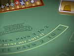 Multi-Hand Vegas Downtown Blackjack Gold