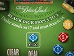 Mini Blackjack Standard Limit