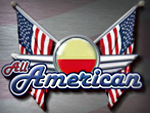 Play All American 1 Hand Now!