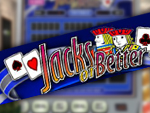 Jacks or Better Video Poker 1 Hand
