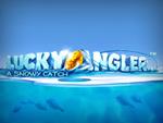 Lucky Angler A Snowy Catch