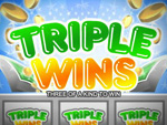 Play Triple Wins - Low Limit Now!